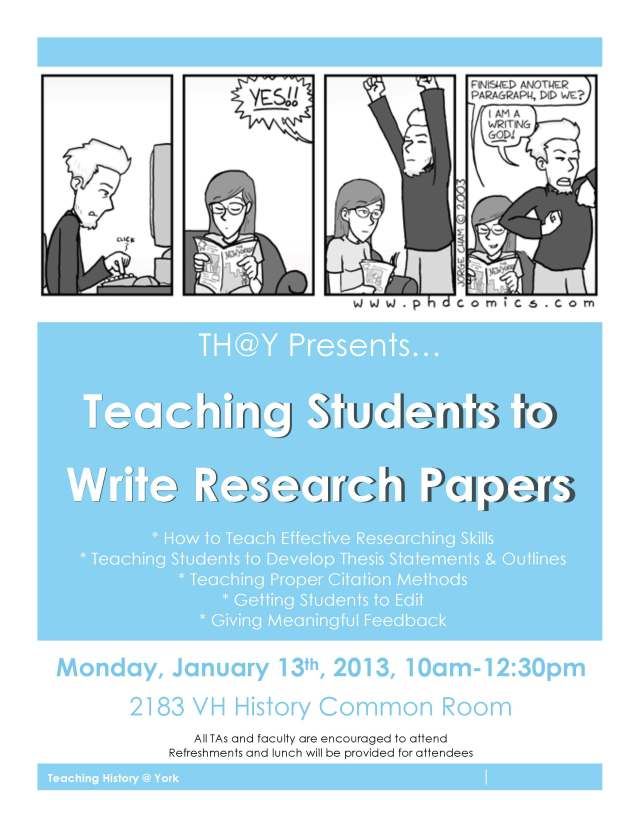 Winter TA Day poster IMAGE